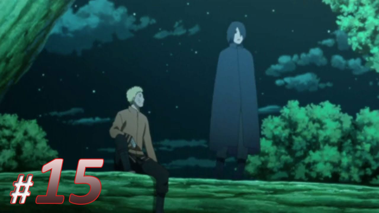 Boruto : Naruto Next Generations Episode 15 Subtitle Indonesia | Movie