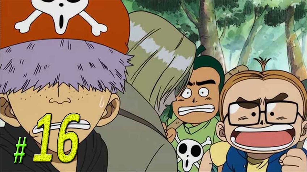streaming anime one piece episode 16