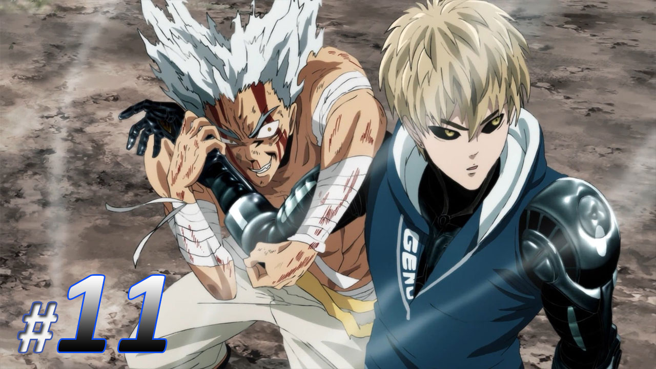 One Punch Man Season 2 Episode 11 Subtitle Indonesia | Movie
