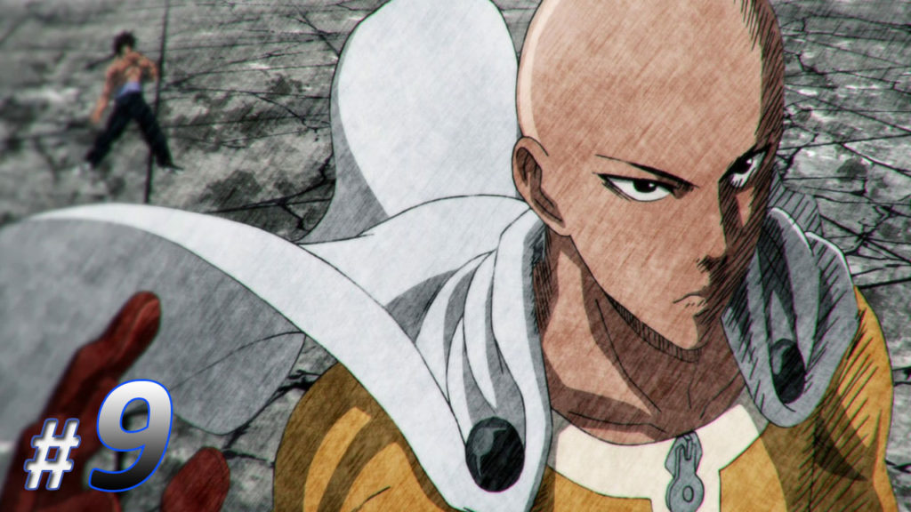One Punch Man Season 2 Episode 9 Subtitle Indonesia | Movie