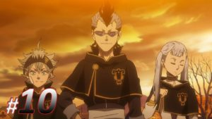 streaming anime black clover subtitle indonesia episode 10