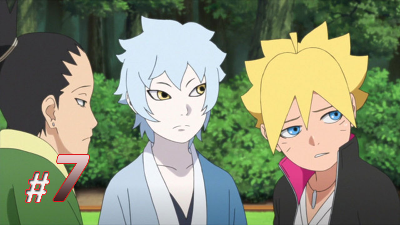 streaming boruto subtitle indonesia episode 7