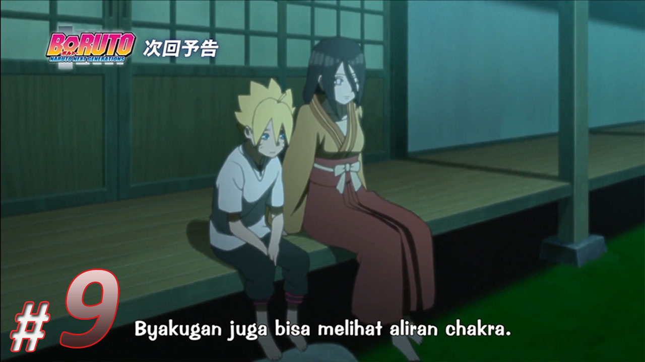 streaming boruto subtitle indonesia episode 9