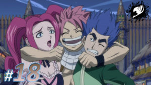 streaming fairy tail subtitle indonesia episode 18