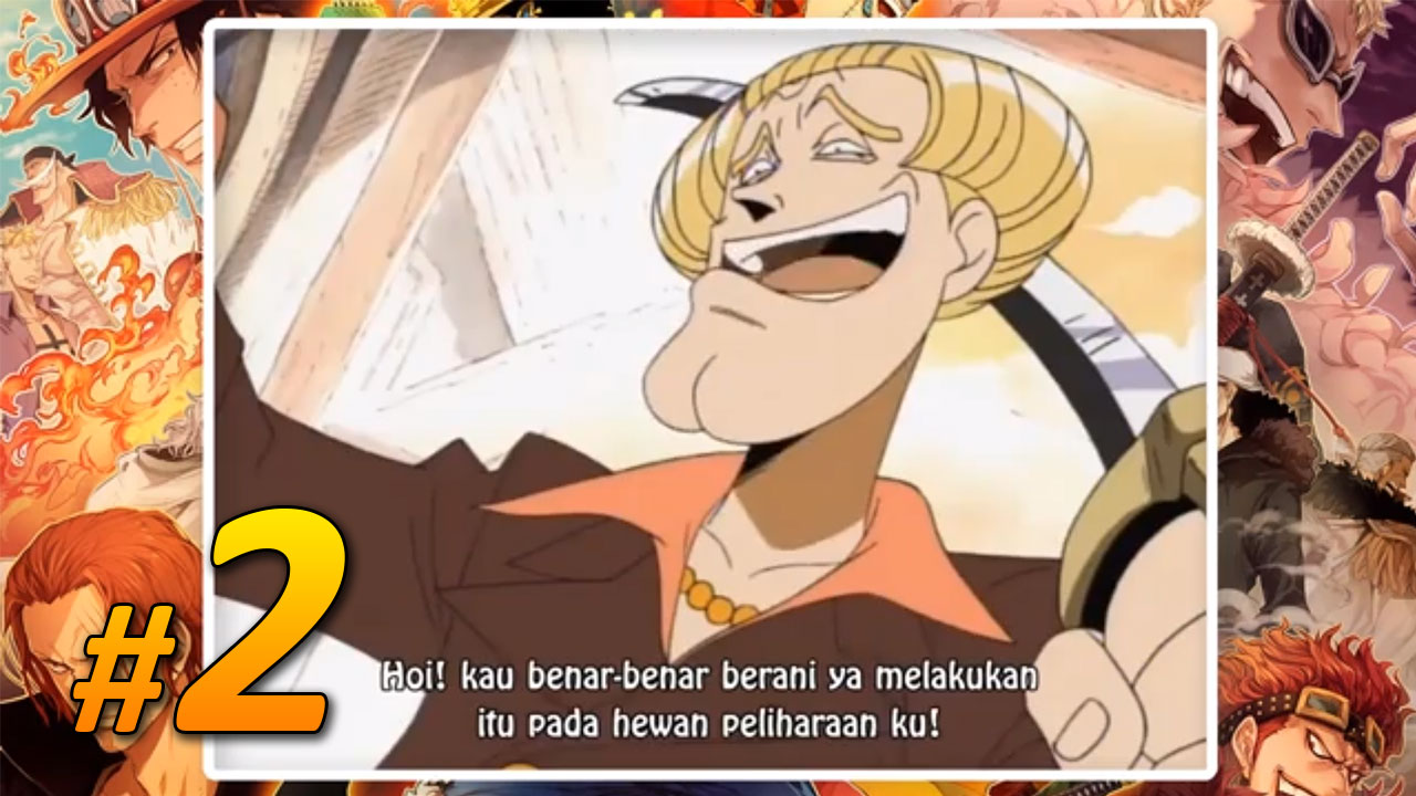 nonton onepiece streaming episode 2, anime one piece
