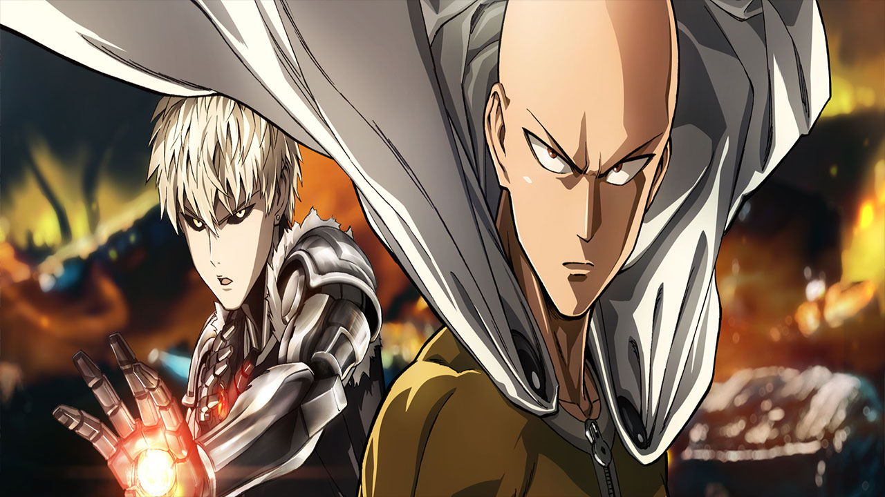 One punch man, one punch man anime, nonton anime one punch man