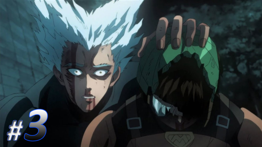 One Punch Man Season 2 Episode 3 Subtitle Indonesia | Movie