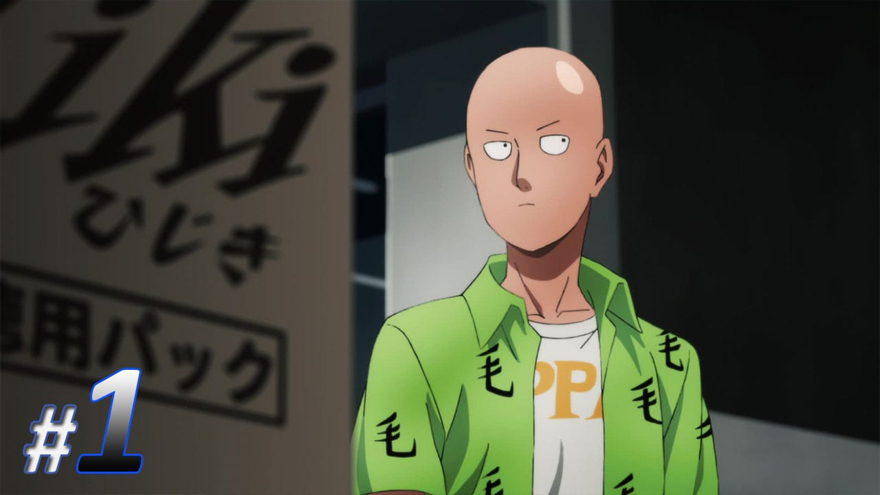streaming anime one punch man season 2 eps 1