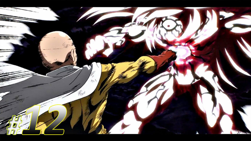 One Punch Man Episode 12 Subtitle Indonesia | Action Movie