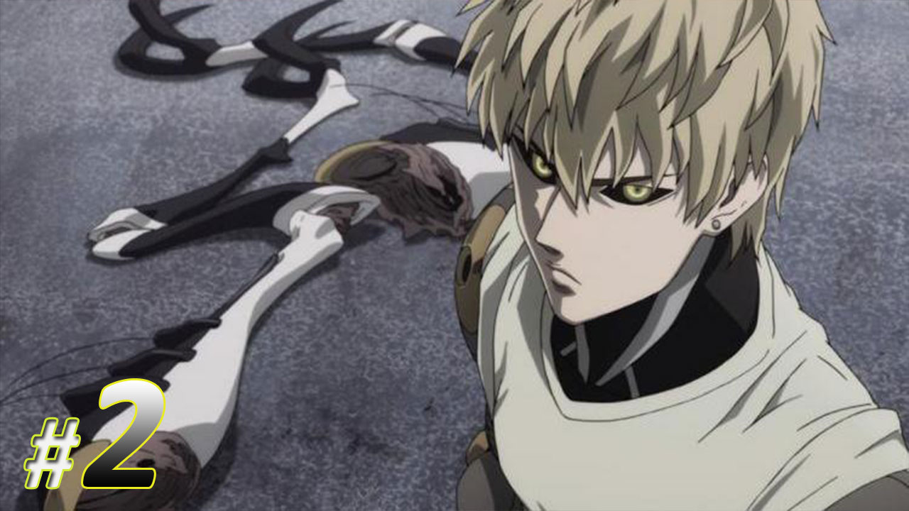 One Punch Man Episode 2 Subtitle Indonesia | Action Movie