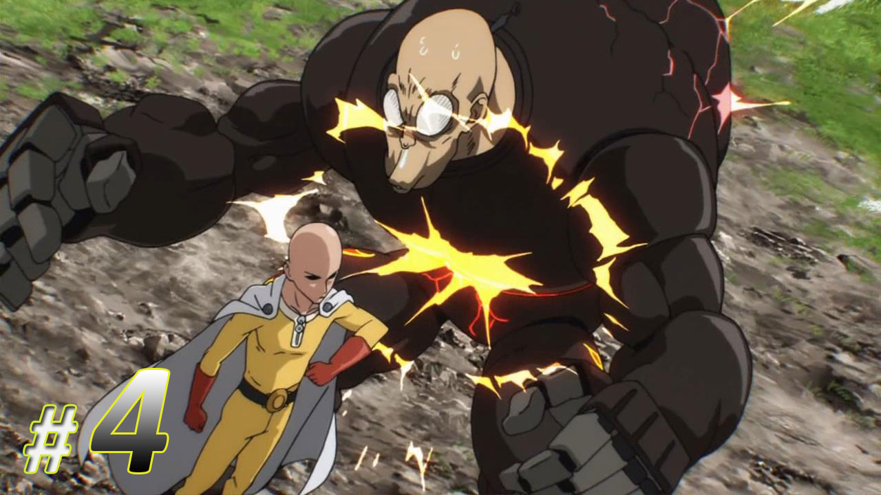 One Punch Man Episode 4 Subtitle Indonesia | Action Movie