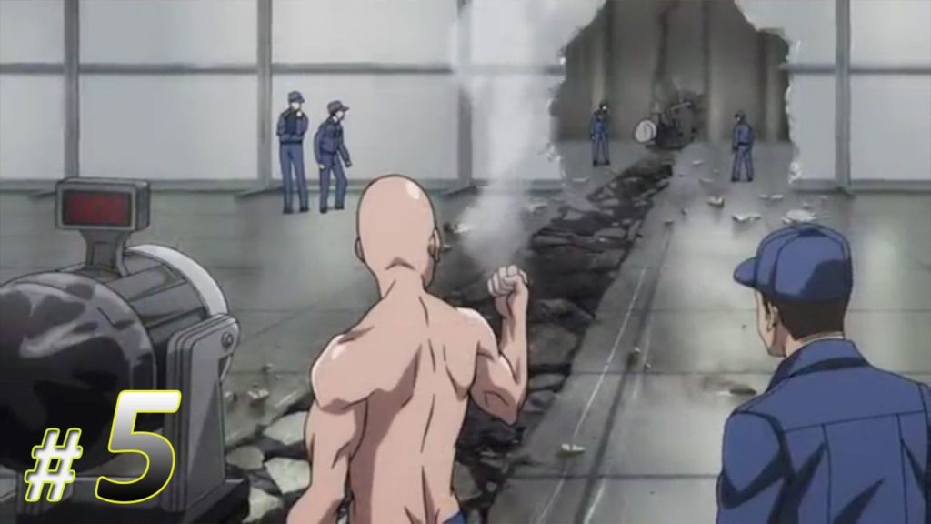One Punch Man Episode 5 Subtitle Indonesia | Action Movie