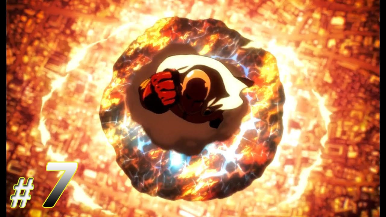One Punch Man Episode 7 Subtitle Indonesia | Action Movie
