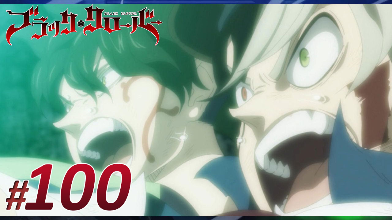 Nonton Black Clover Episode 100 Subtitle Indonesia | Action Movie