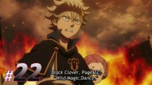 streaming anime black clover sub indo episode 22
