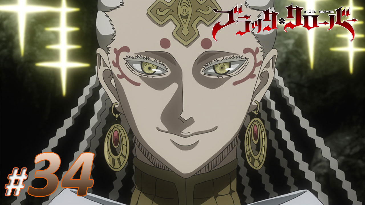 Nonton Black Clover Episode 34 Subtitle Indonesia | Action Movie