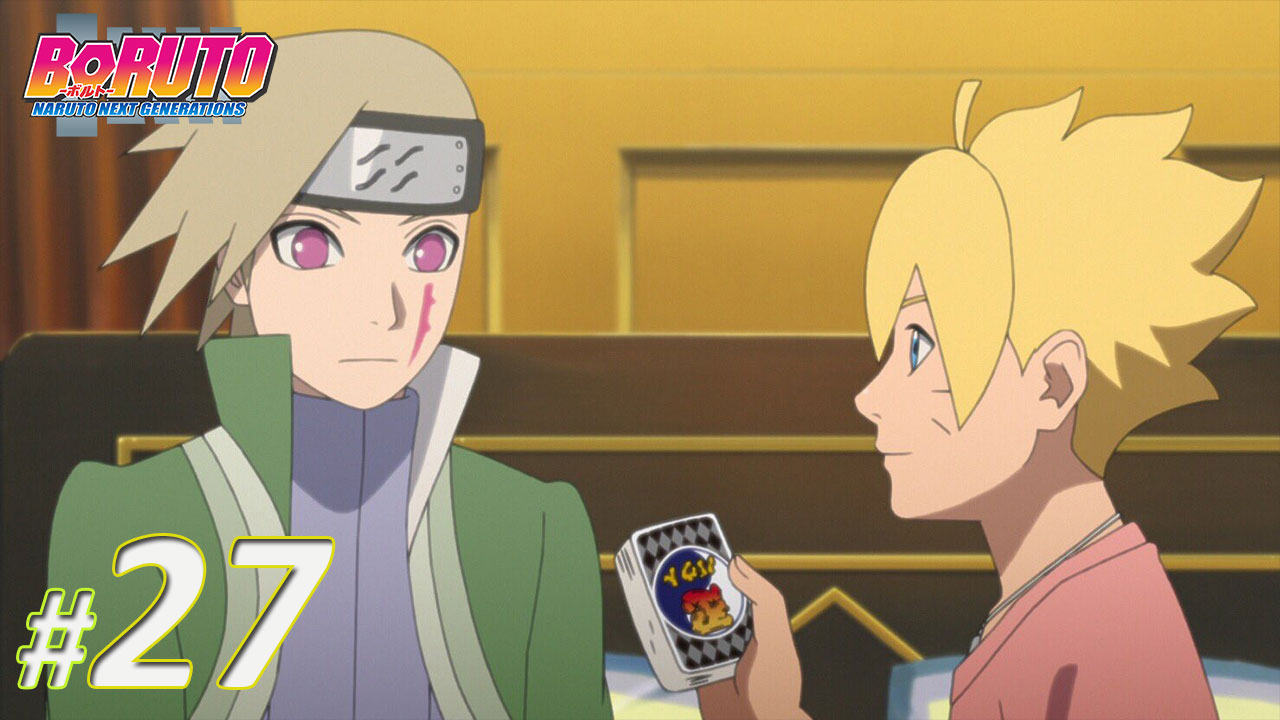 Boruto : Naruto Next Generations Episode 27 Subtitle Indonesia | Movie