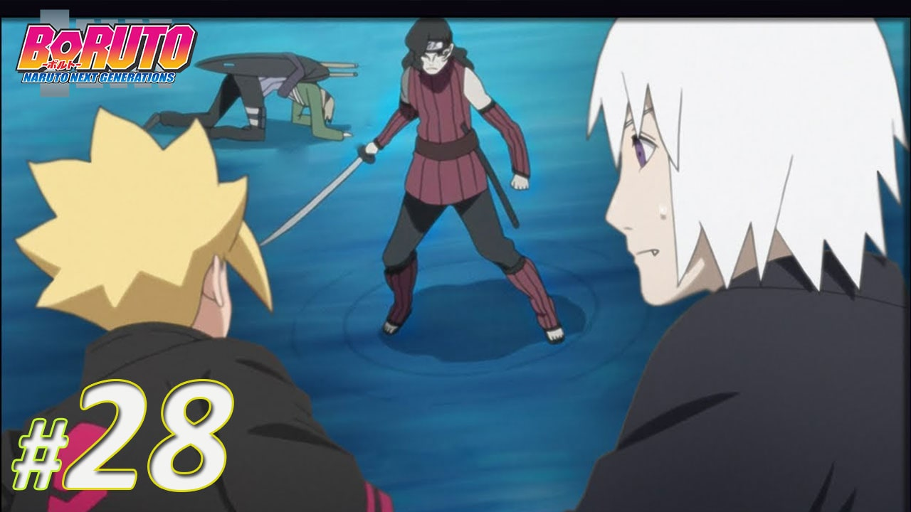Boruto : Naruto Next Generations Episode 28 Subtitle Indonesia | Movie