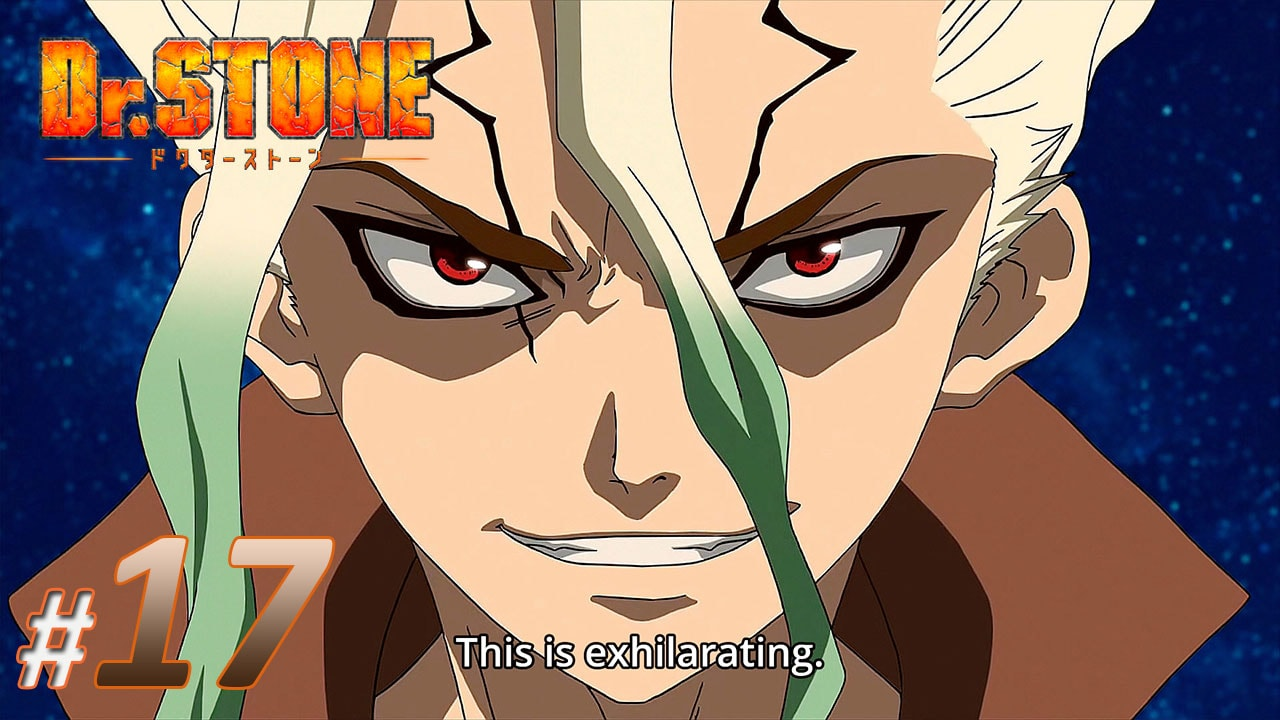 nonton streaming anime dr stone sub indo episode 17