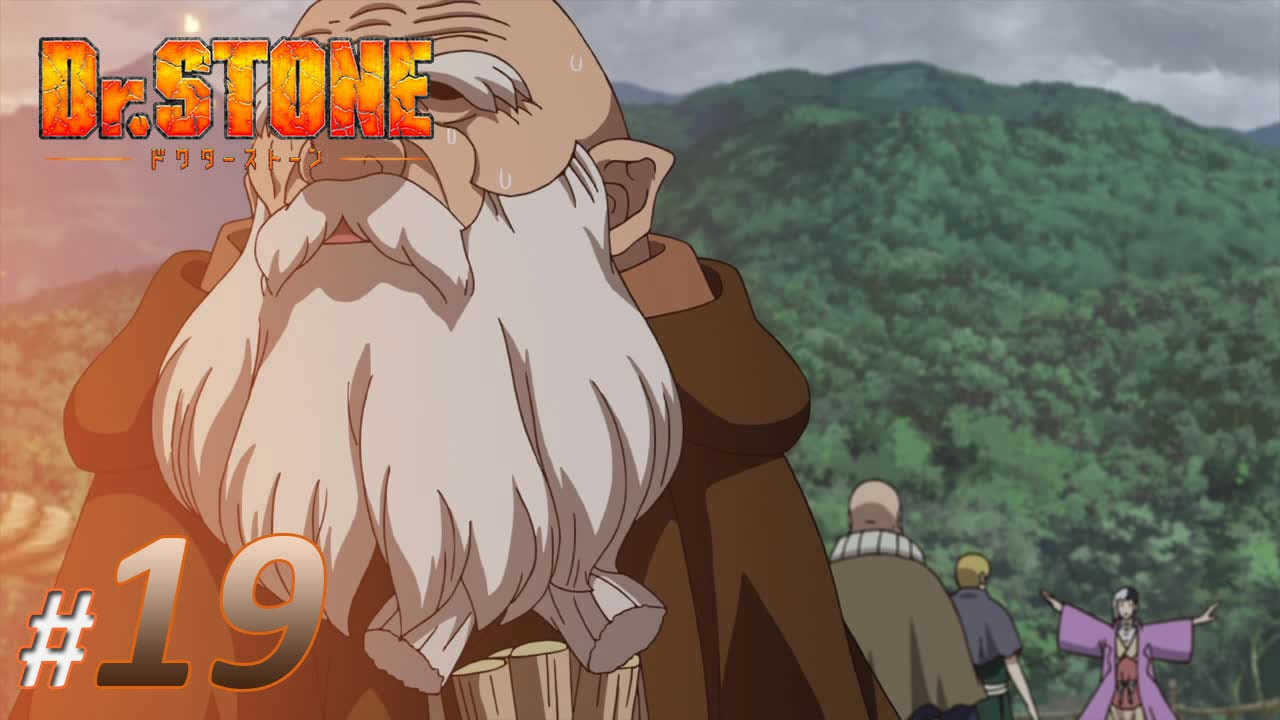 nonton streaming anime dr stone sub indo episode 19