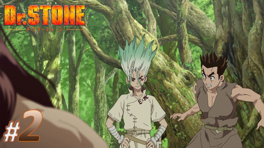 Nonton Dr Stone Episode 2 Subtitle Indonesia | Adventure Movie