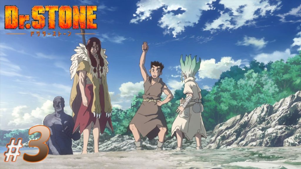 Nonton Dr Stone Episode 3 Subtitle Indonesia | Adventure Movie