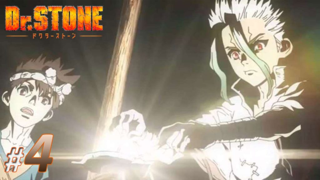 Nonton Dr Stone Episode 4 Subtitle Indonesia | Adventure Movie