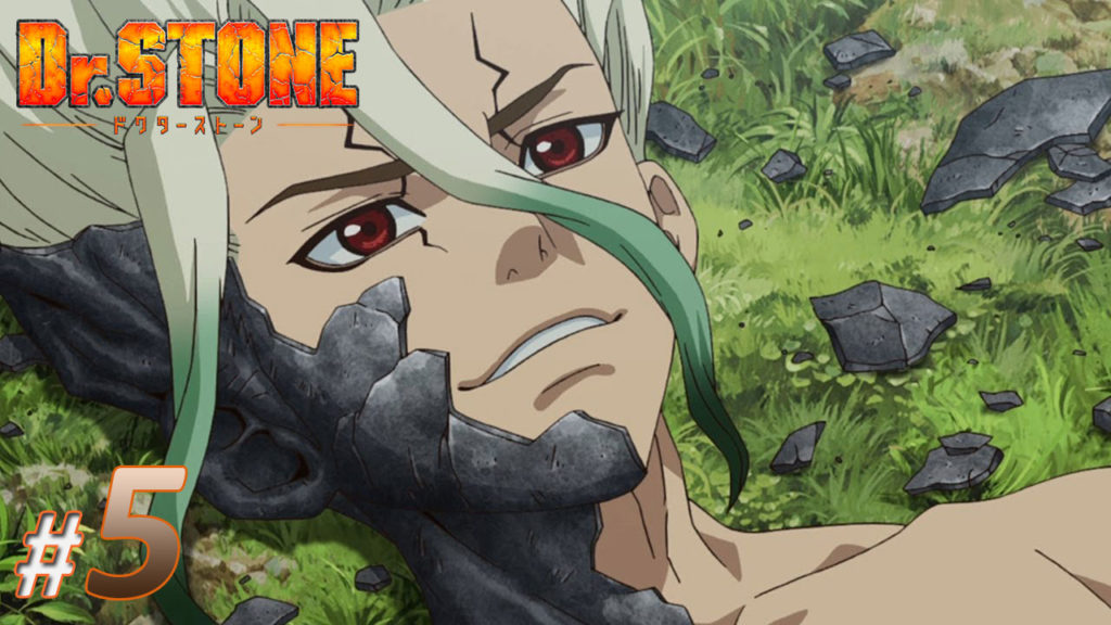 Nonton Dr Stone Episode 5 Subtitle Indonesia | Adventure Movie