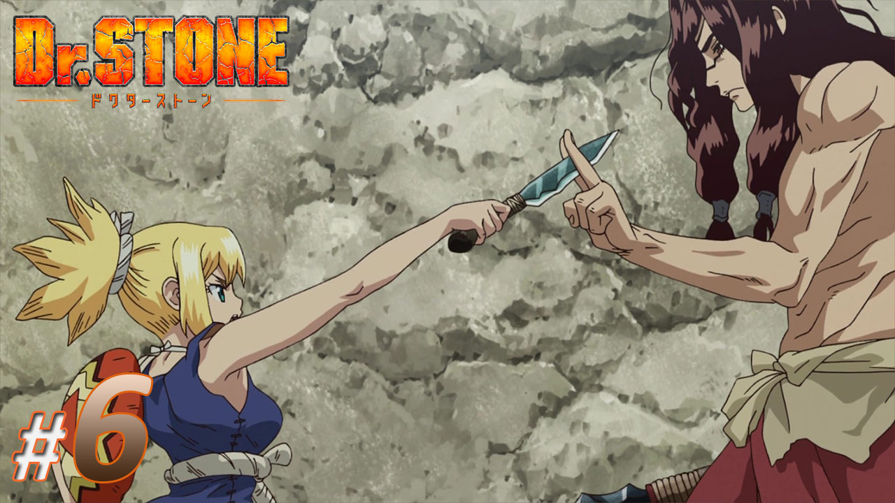 nonton streaming anime dr stone sub indo episode 6