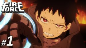 nonton anime fire force sub indo episode 1
