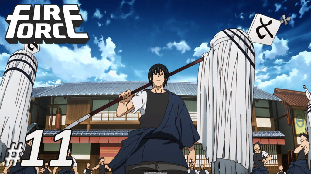Nonton Fire Force Episode 11 Subtitle Indonesia   Action Movie