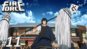 nonton anime fire force sub indo episode 11