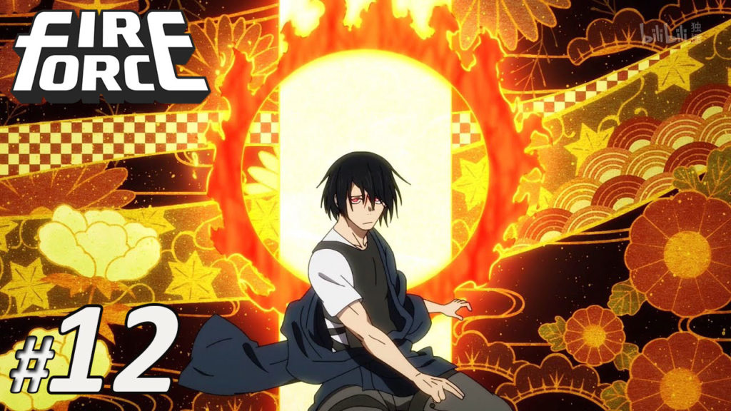 Nonton Fire Force Episode 12 Subtitle Indonesia   Action Movie