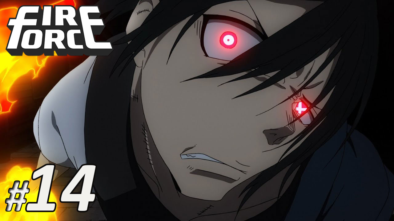 Nonton Fire Force Episode 14 Subtitle Indonesia | Action Movie