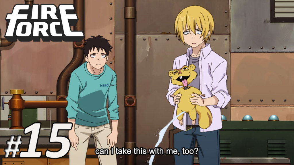 Nonton Fire Force Episode 15 Subtitle Indonesia | Action Movie