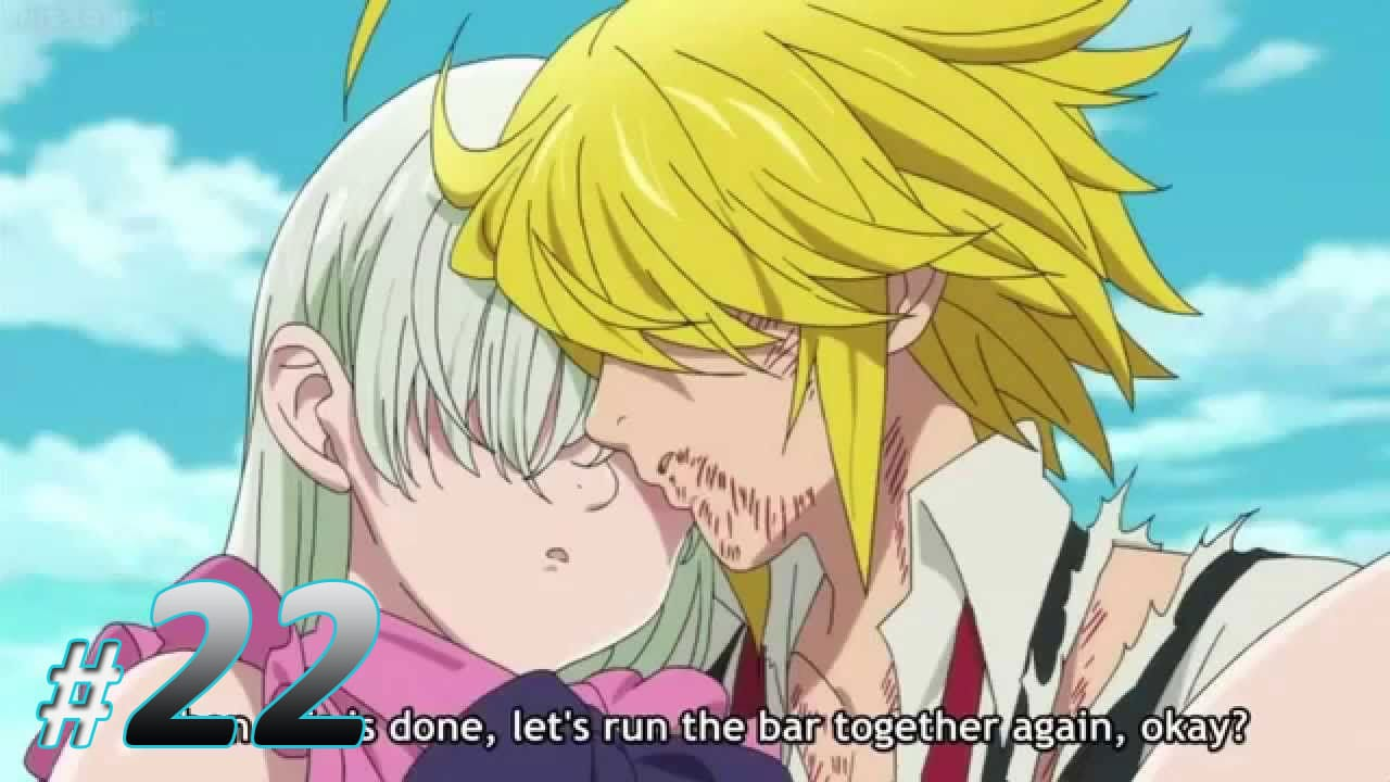 streaming anime nanatsu no taizai sub indo episode 22