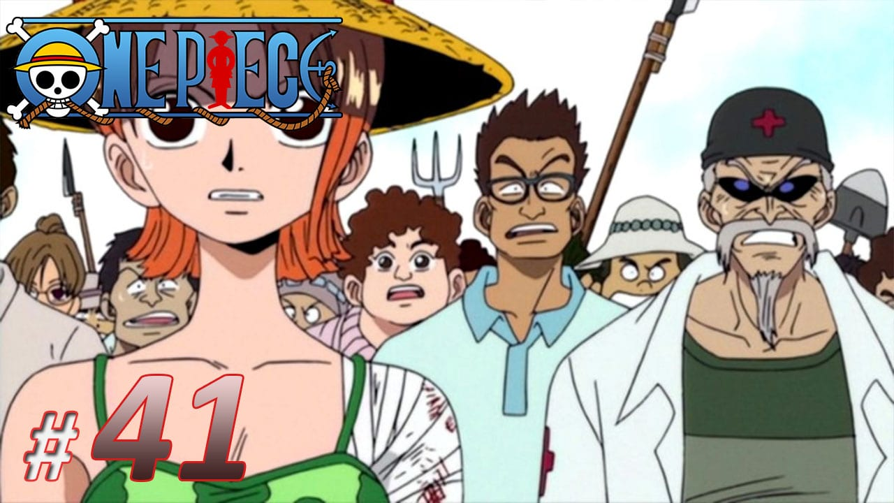 Nonton One Piece Episode 41 Subtitle Indonesia | Action Movie