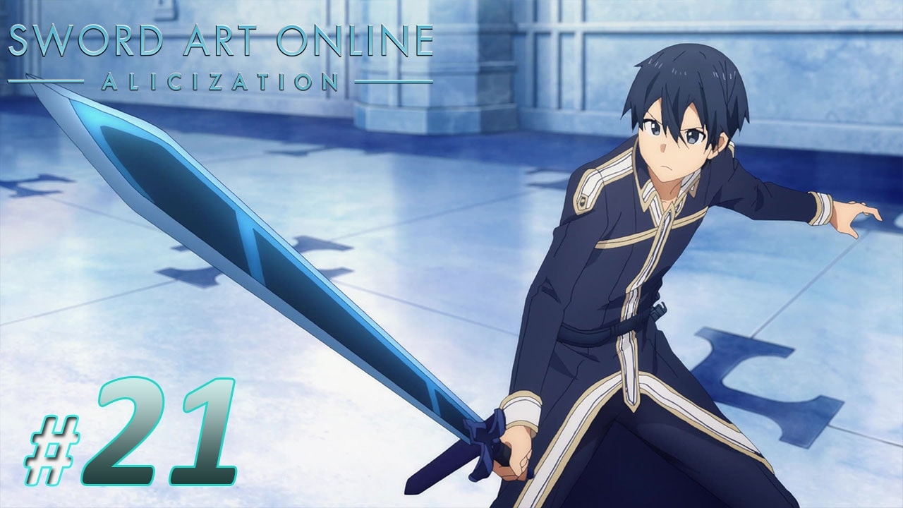 Nonton Sword Art Online Alicization Episode 21 Subtitle Indonesia