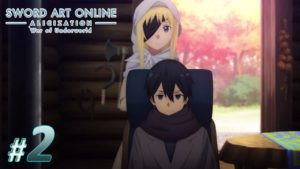 nonton anime sao alicization: war of underwolds sub indo eps 2