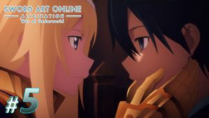 nonton streaming sao alicization underworlds episode 5