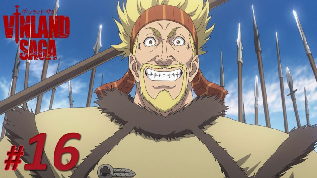 Nonton Vinland Saga Episode 16 Subtitle Indonesia | Action Movie