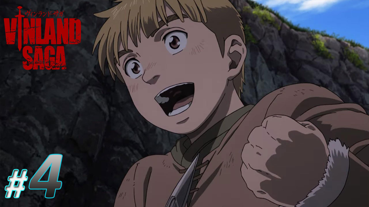 Nonton Vinland Saga Episode 4 Subtitle Indonesia | Action Movie