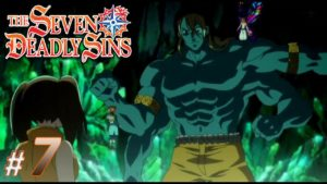 Nonton Nanatsu No Taizai Season 3 Episode 7 Subtitle Indonesia