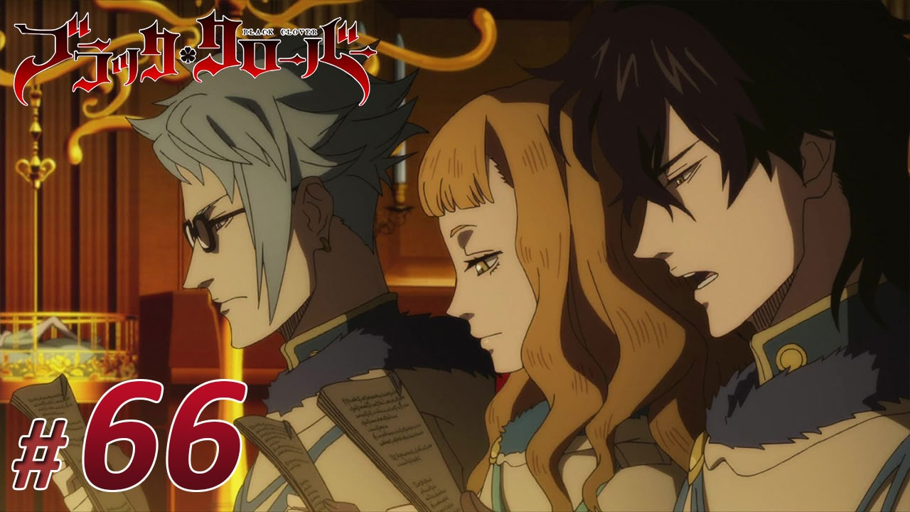 Nonton Black Clover Episode 66 Subtitle Indonesia | Action Movie