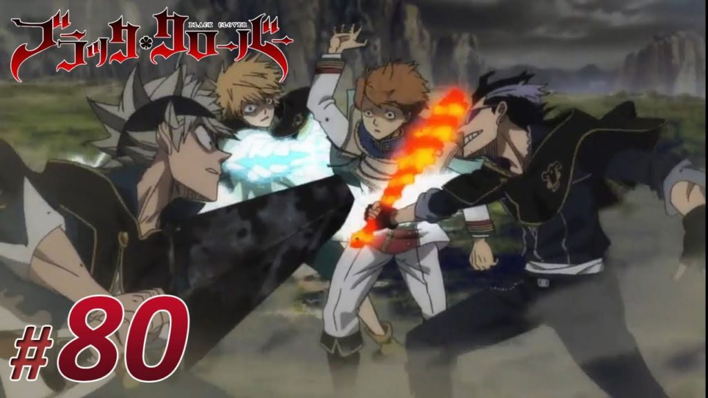 Nonton Black Clover Episode 80 Subtitle Indonesia | Action Movie