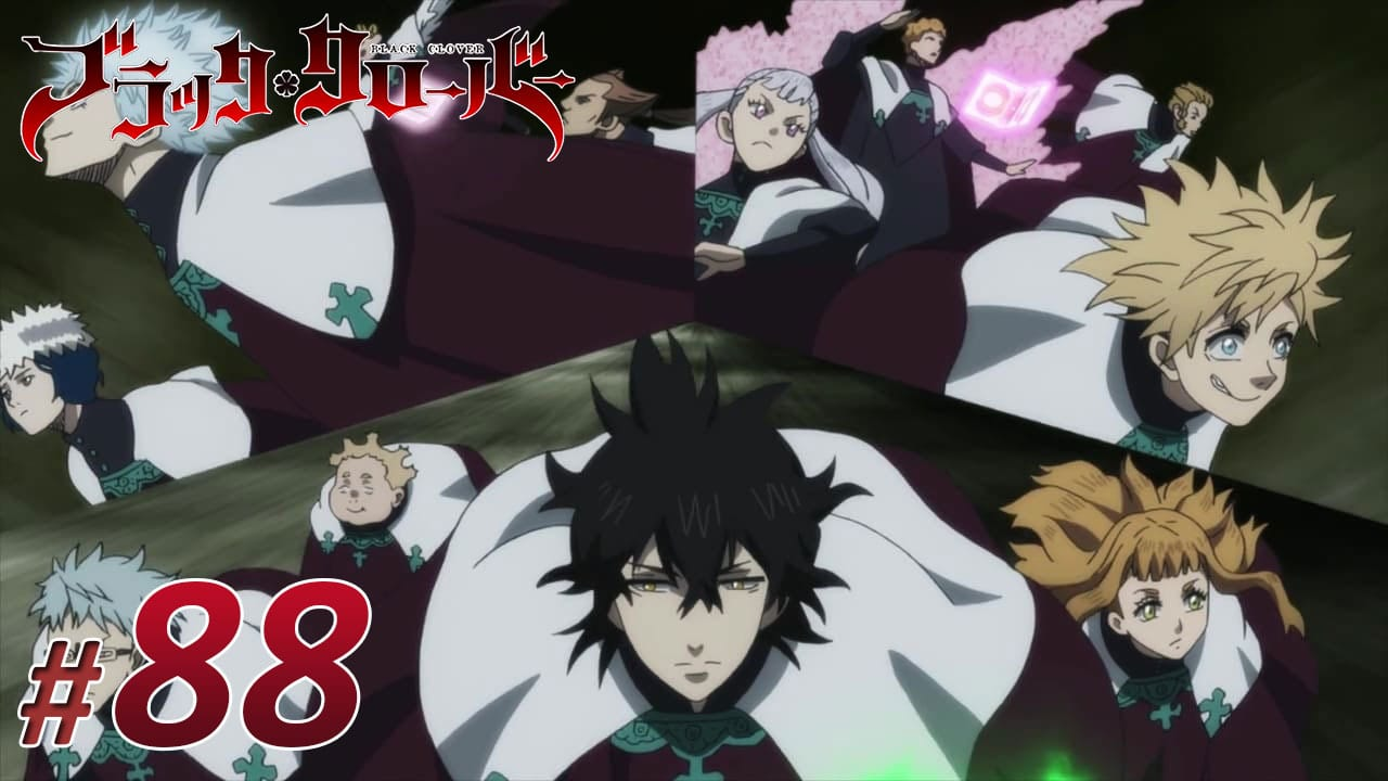 Nonton Black Clover Episode 88 Subtitle Indonesia | Action Movie