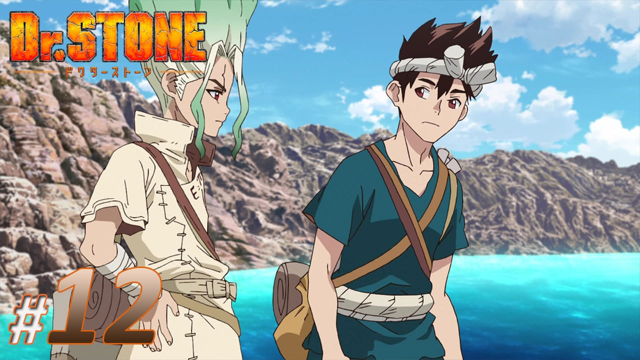 nonton streaming anime dr stone sub indo episode 12