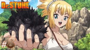 nonton streaming anime dr stone sub indo episode 8