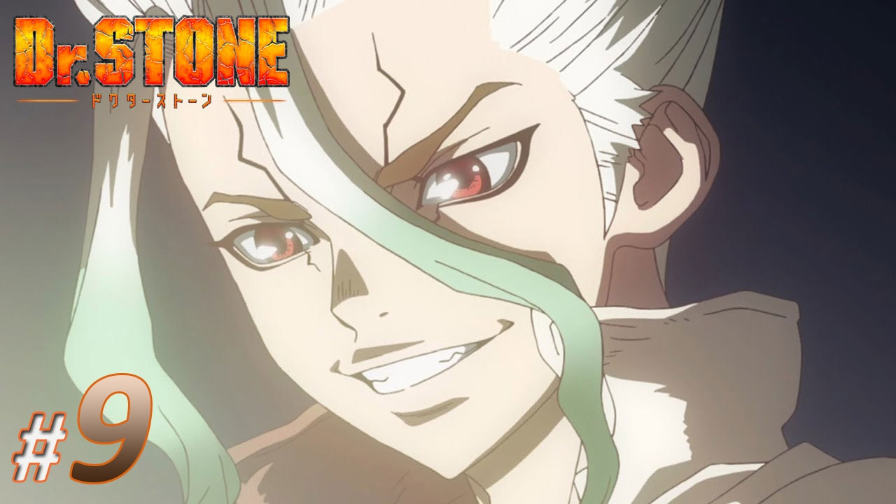 nonton streaming anime dr stone sub indo episode 9