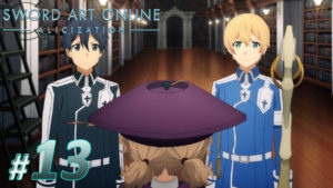 nonton streaming anime sao alicization sub indo eps 13